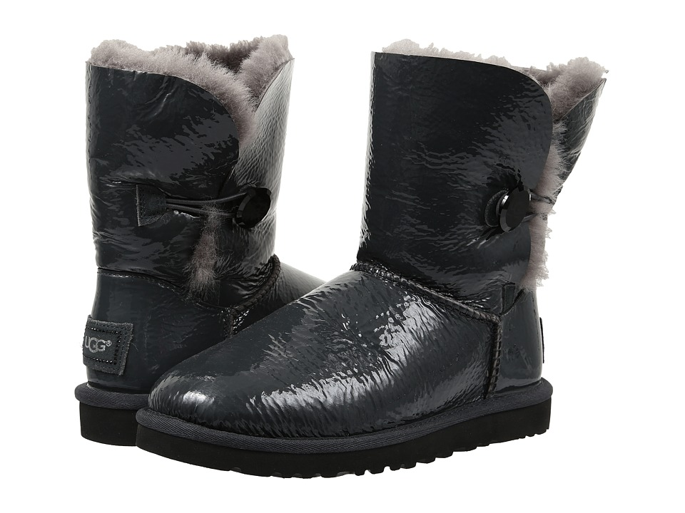 UGG - Bailey Button Mirage (Sterling Twinface) Women's Pull-on Boots