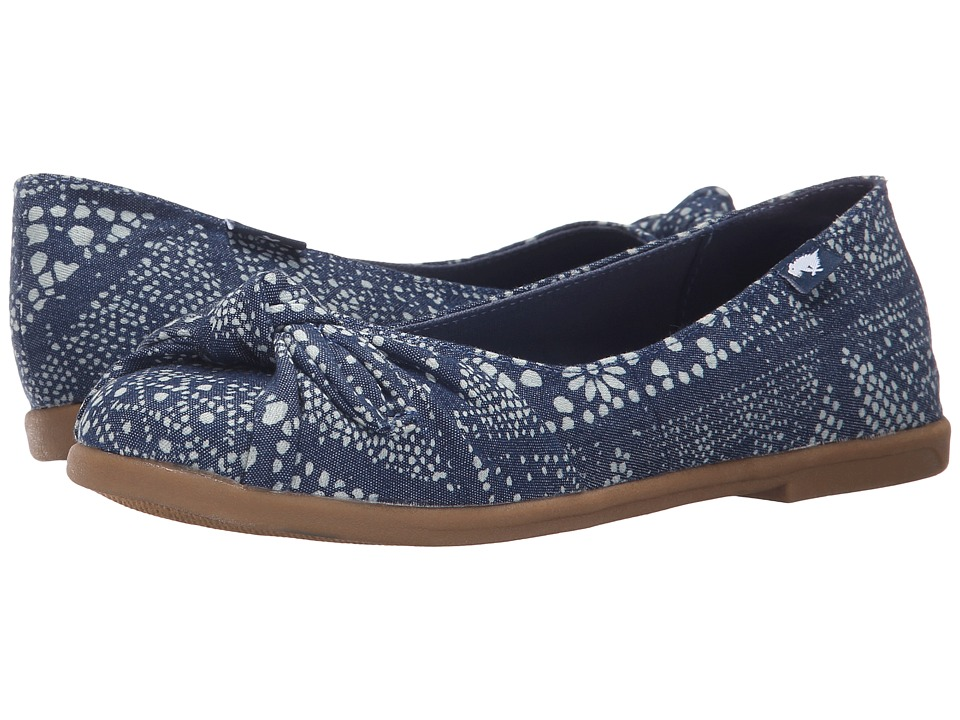 Rocket Dog - Jiggy (Blue Dream Catcher) Women's Flat Shoes