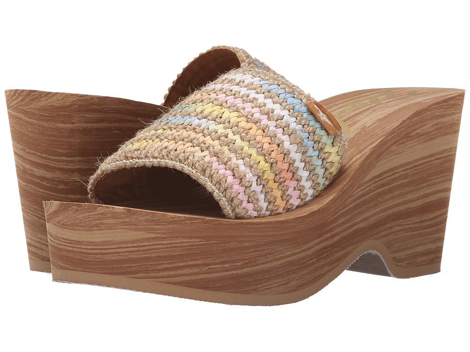 Rocket Dog - Hills (Natural Hazey Days) Women's Wedge Shoes
