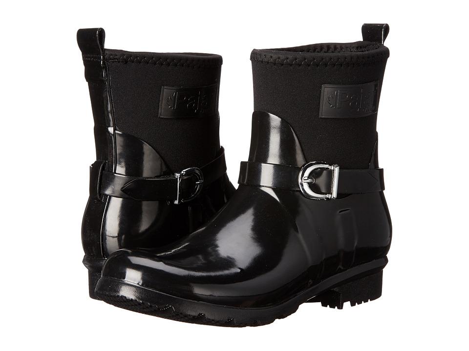 Pajar CANADA - Oxford Low (Black) Women's Shoes