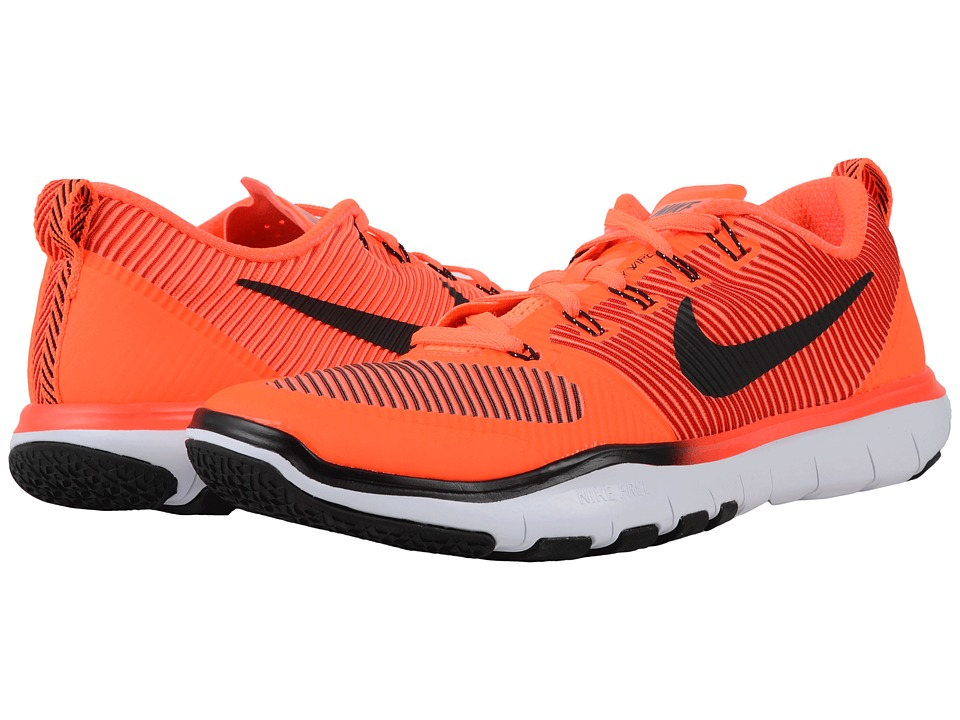 Nike - Free Train Versatility (Total Crimson/Gym Red/White/Black) Men's Cross Training Shoes