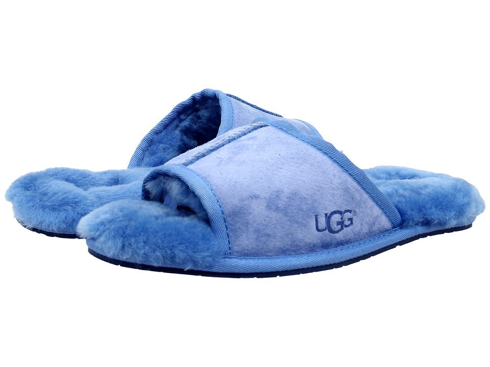 UGG - Mellie (Skyline Water Resistant Suede) Women's Slide Shoes