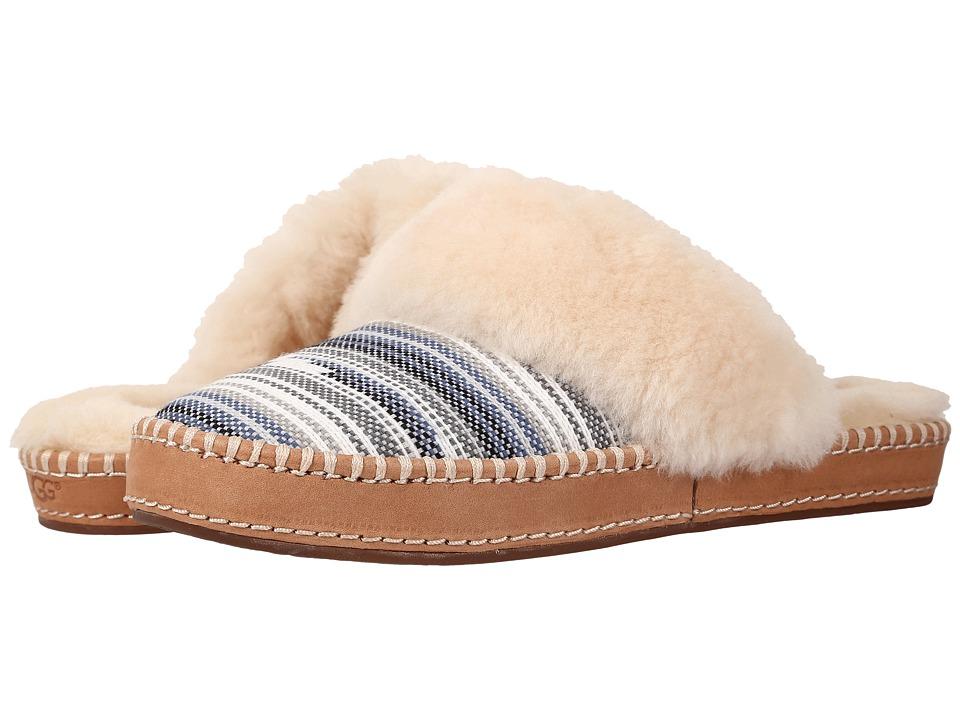 UGG - Aira Serape (Skyline Jacquard) Women's Slip on Shoes