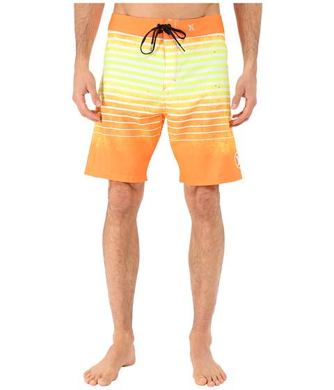 Hurley - Phantom Riviera 19 Boardshorts (Total Orange) Men's Swimwear