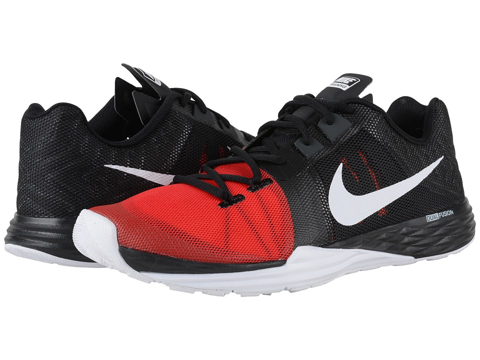 Nike - Train Prime Iron DF (Black/University Red/Anthracite/White) Men's Cross Training Shoes