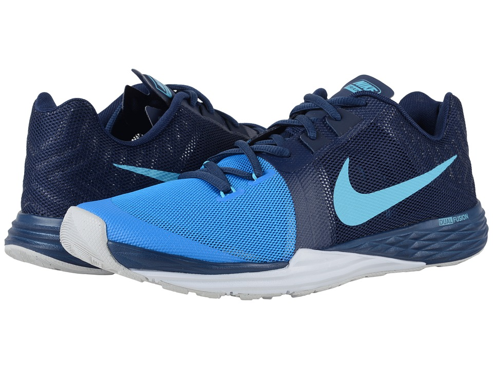Nike - Train Prime Iron DF (Photo Blue/Midnight Navy/Obsidian/Gamma Blue) Men's Cross Training Shoes