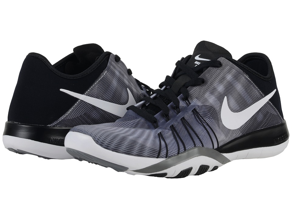 Nike - Free TR 6 PRT (Black/Cool Grey/White) Women's Cross Training Shoes