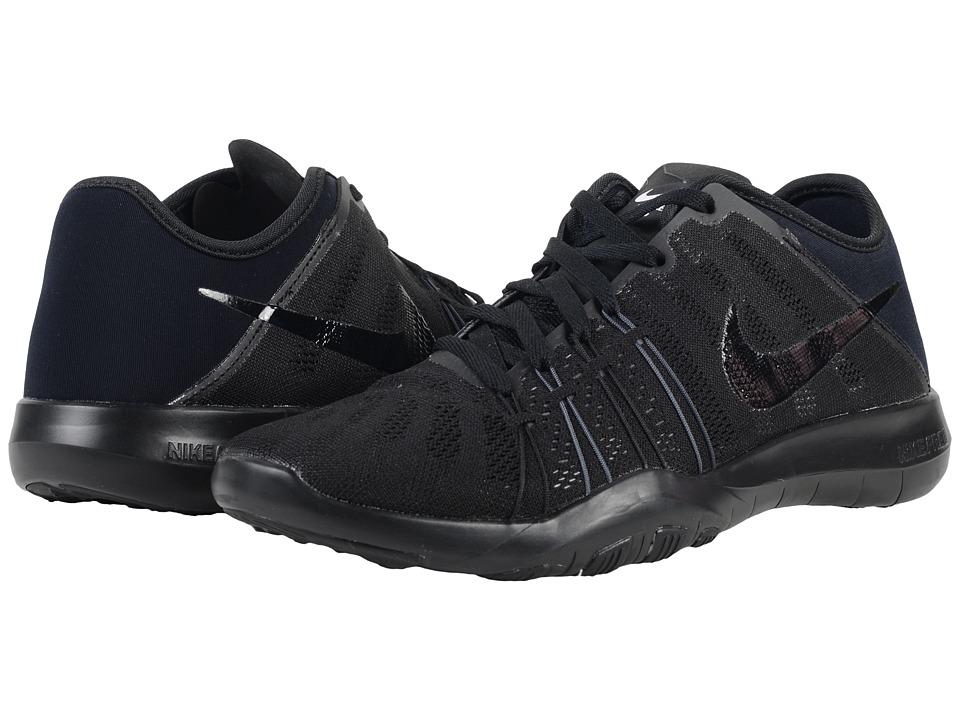 Nike - Free TR 6 (Black/Black/Black) Women's Cross Training Shoes
