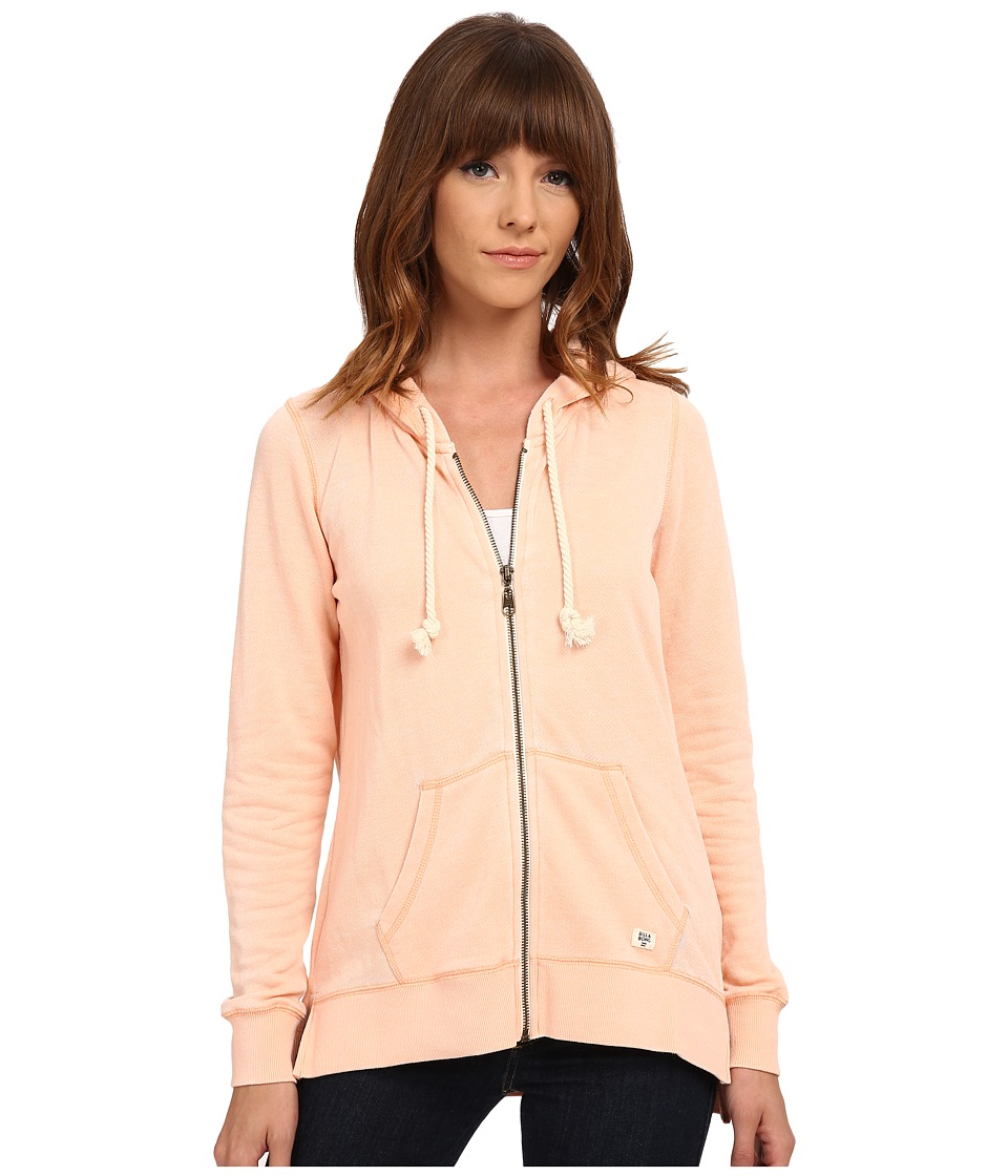 Billabong - Runnin Away Top (Peach Kiss) Women