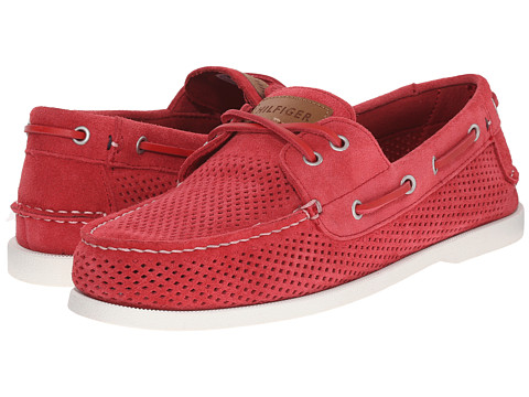 Tommy Hilfiger - Bowman 3 (Red Cutout) Men's Shoes