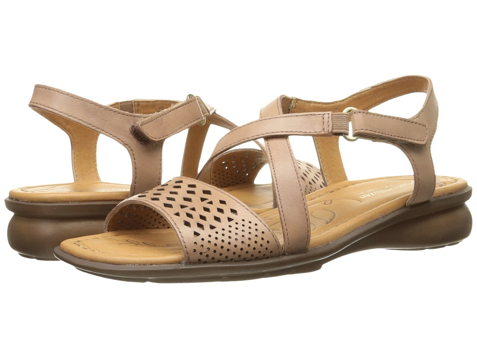 Naturalizer Janessa (Ginger Snap Leather) Women