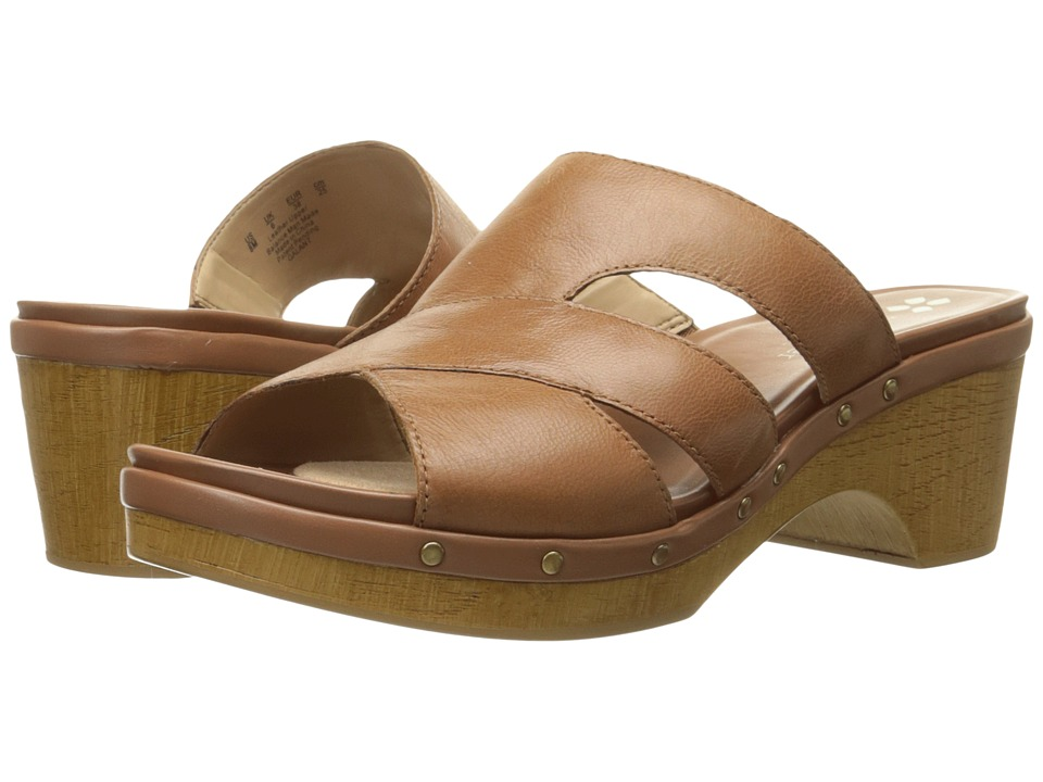 Naturalizer - Galant (Tan Leather) Women