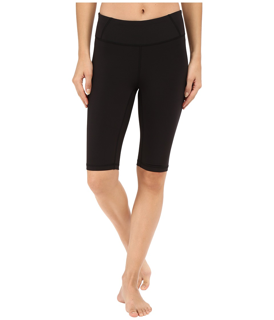 Lucy - Revolution Run 11 Knit Shorts (Lucy Black) Women's Shorts