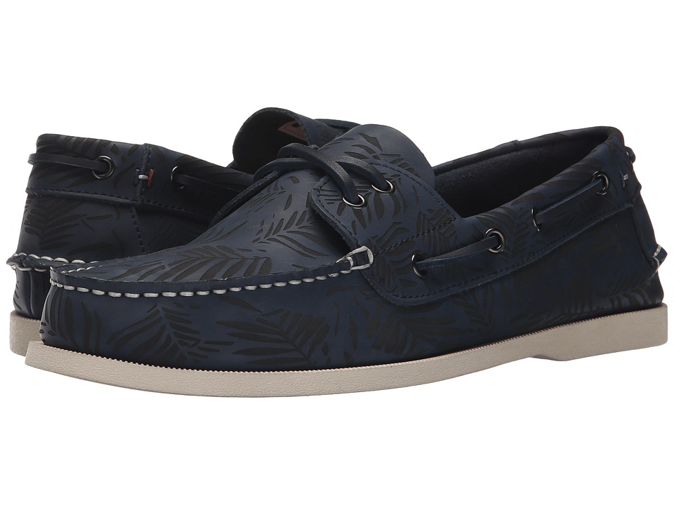 Tommy Hilfiger - Bowman 4 (Dark Blue Leather) Men