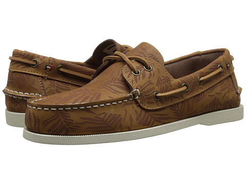 Tommy Hilfiger - Bowman 4 (Cognac Laser Print) Men's Shoes