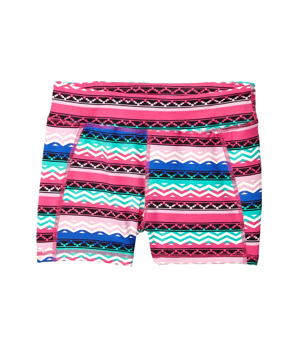 Soybu Kids - Sporty Shorts (Little Kids/Big Kids) (Aztec Stripe) Girl's Shorts