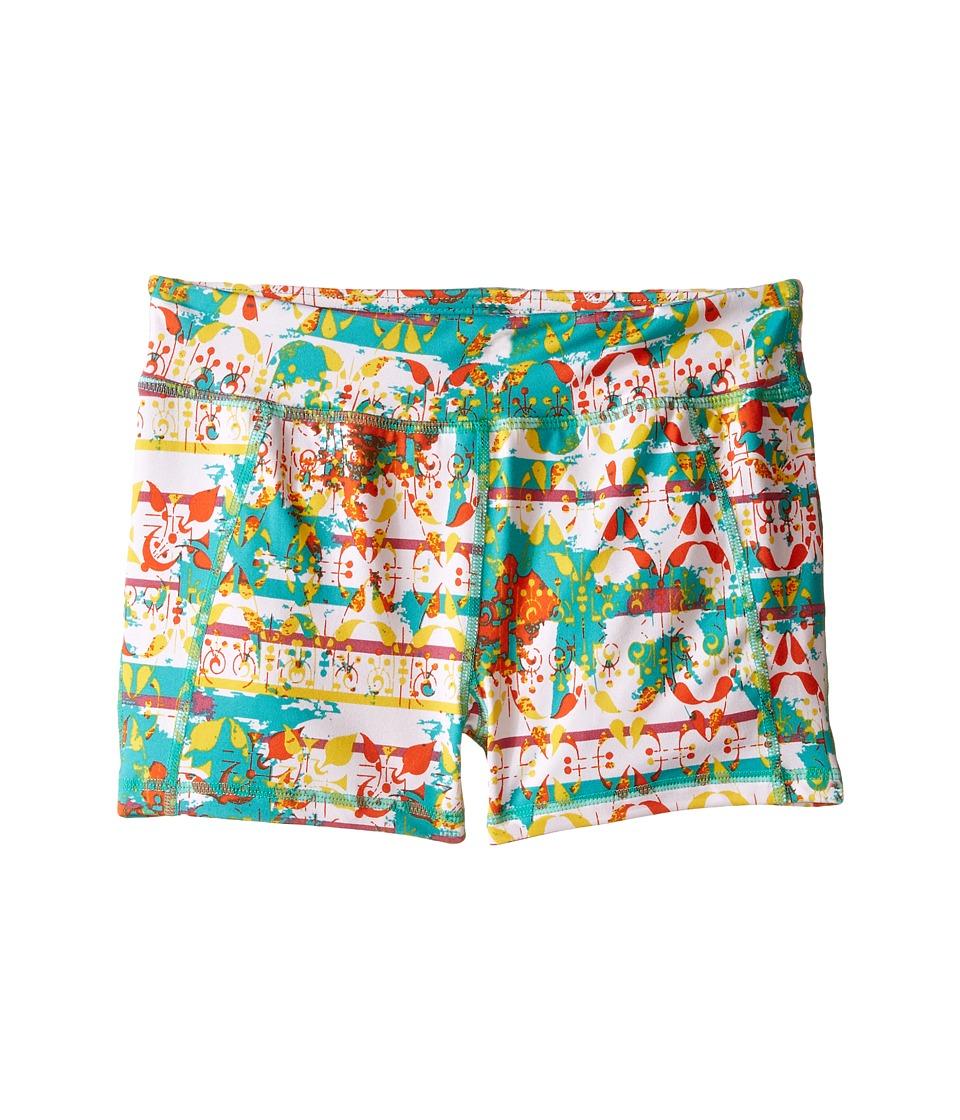 Soybu Kids - Sporty Shorts (Little Kids/Big Kids) (Wallpaper) Girl's Shorts