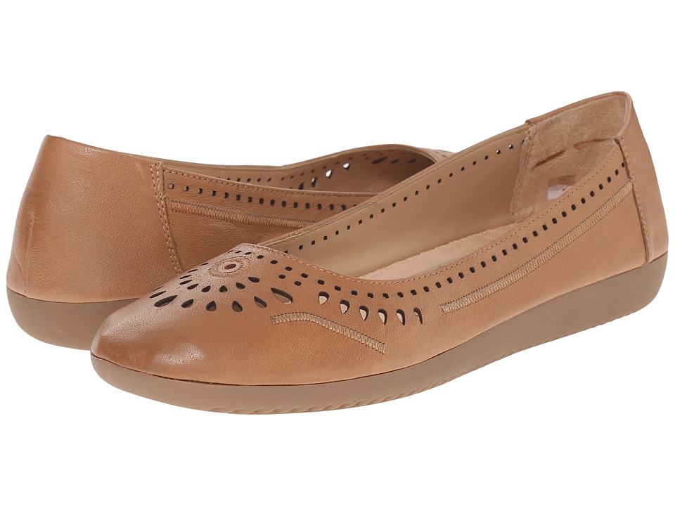 Naturalizer - Kana (Ginger Snap Leather) Women