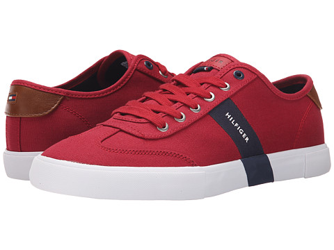 Tommy Hilfiger - Pandora (Red) Men's Shoes