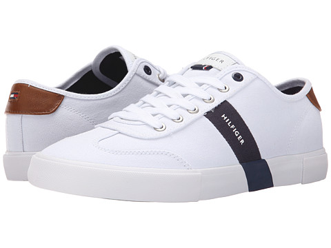 Tommy Hilfiger - Pandora (White) Men's Shoes