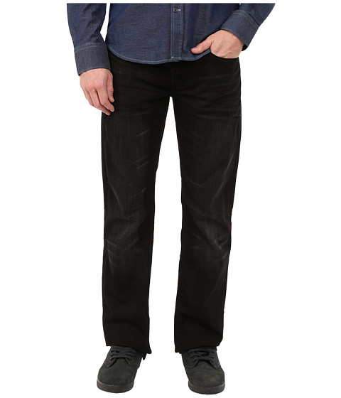 Buffalo David Bitton - Driven-X Basic Jeans in Black (Black) Men