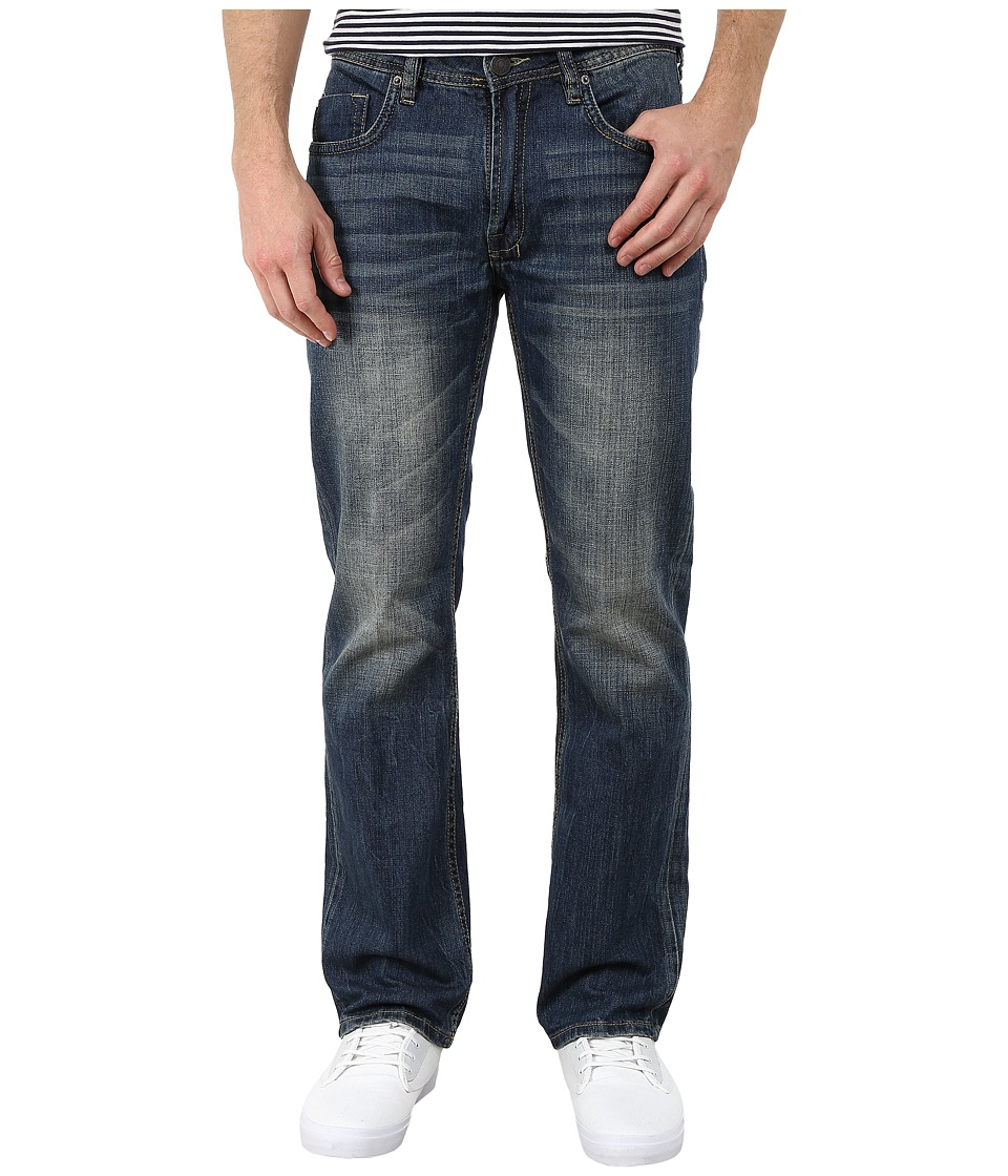 Buffalo David Bitton - Driven Basic Jeans in Indigo (Indigo) Men's Jeans