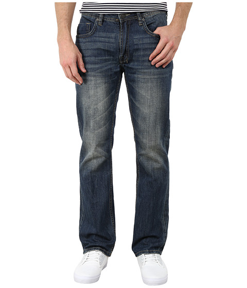 Buffalo David Bitton - Driven Basic Jeans in Indigo (Indigo) Men's Jeans