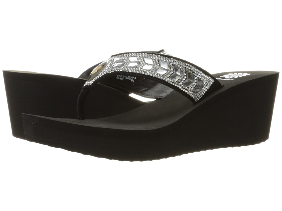 Yellow Box - Belmac (Clear) Women's Sandals