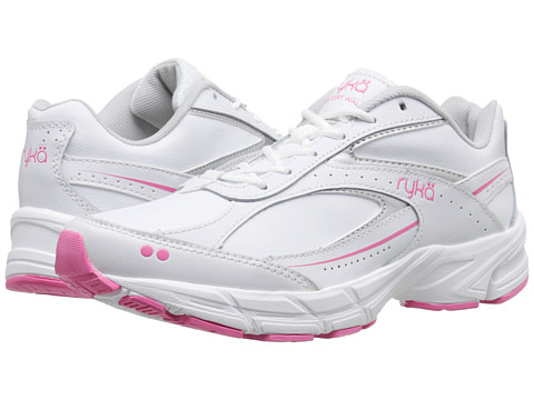 Ryka - Comfort Walk (White) Women's Shoes