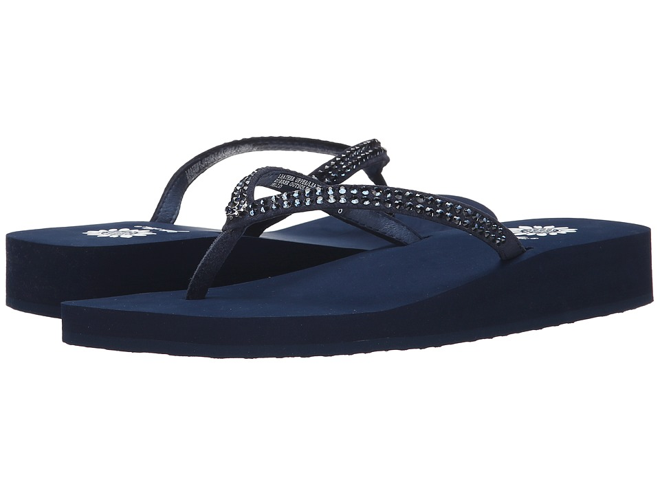Yellow Box - Jello (Midnight) Women's Sandals