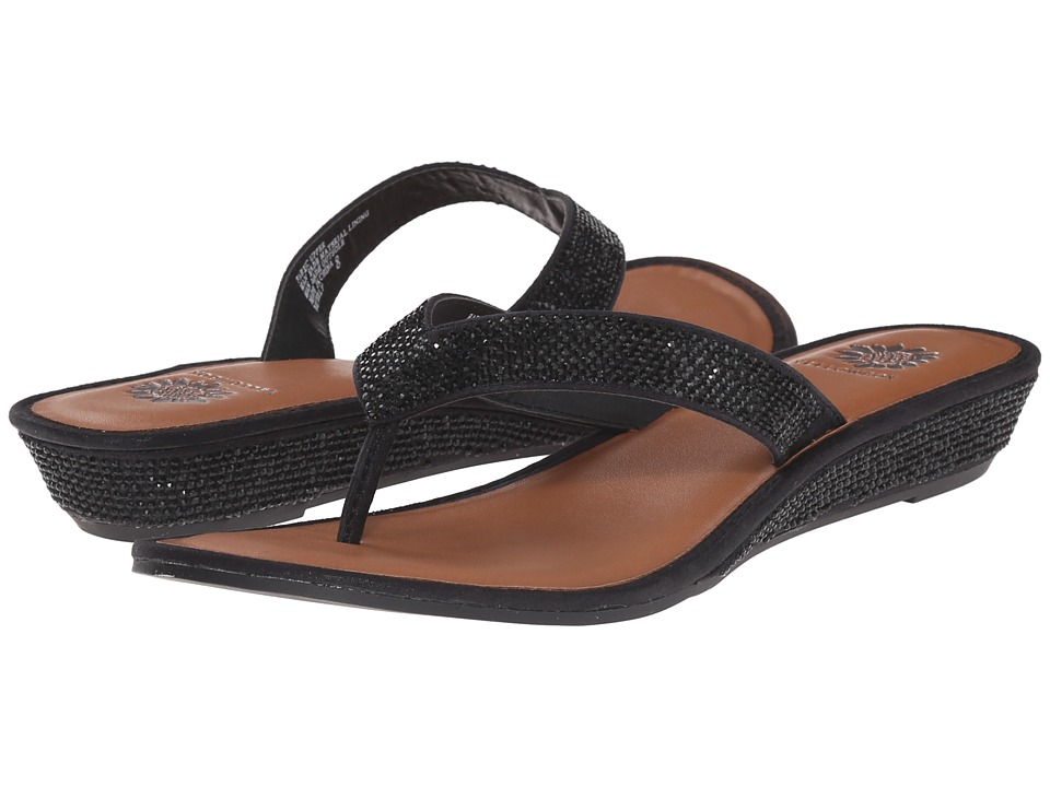 Yellow Box - Beverly (Black) Women's Dress Sandals