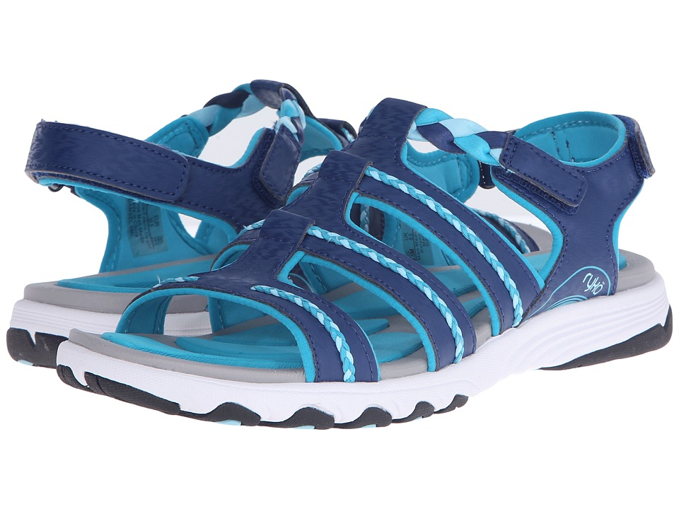 Ryka - Damsel (Blue) Women's Shoes