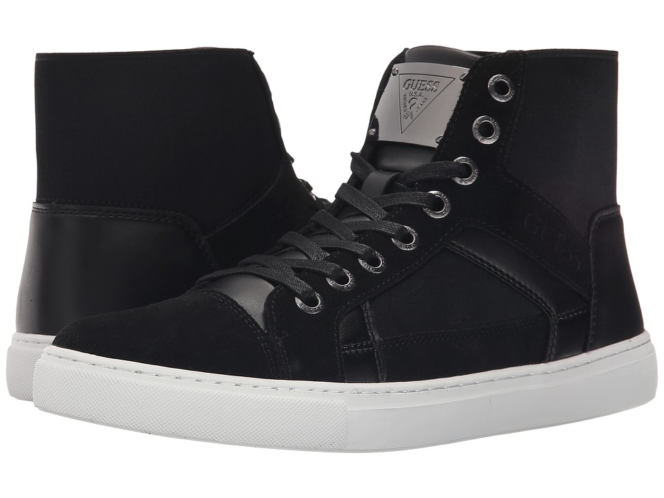 GUESS - Toledo (Black) Men's Shoes
