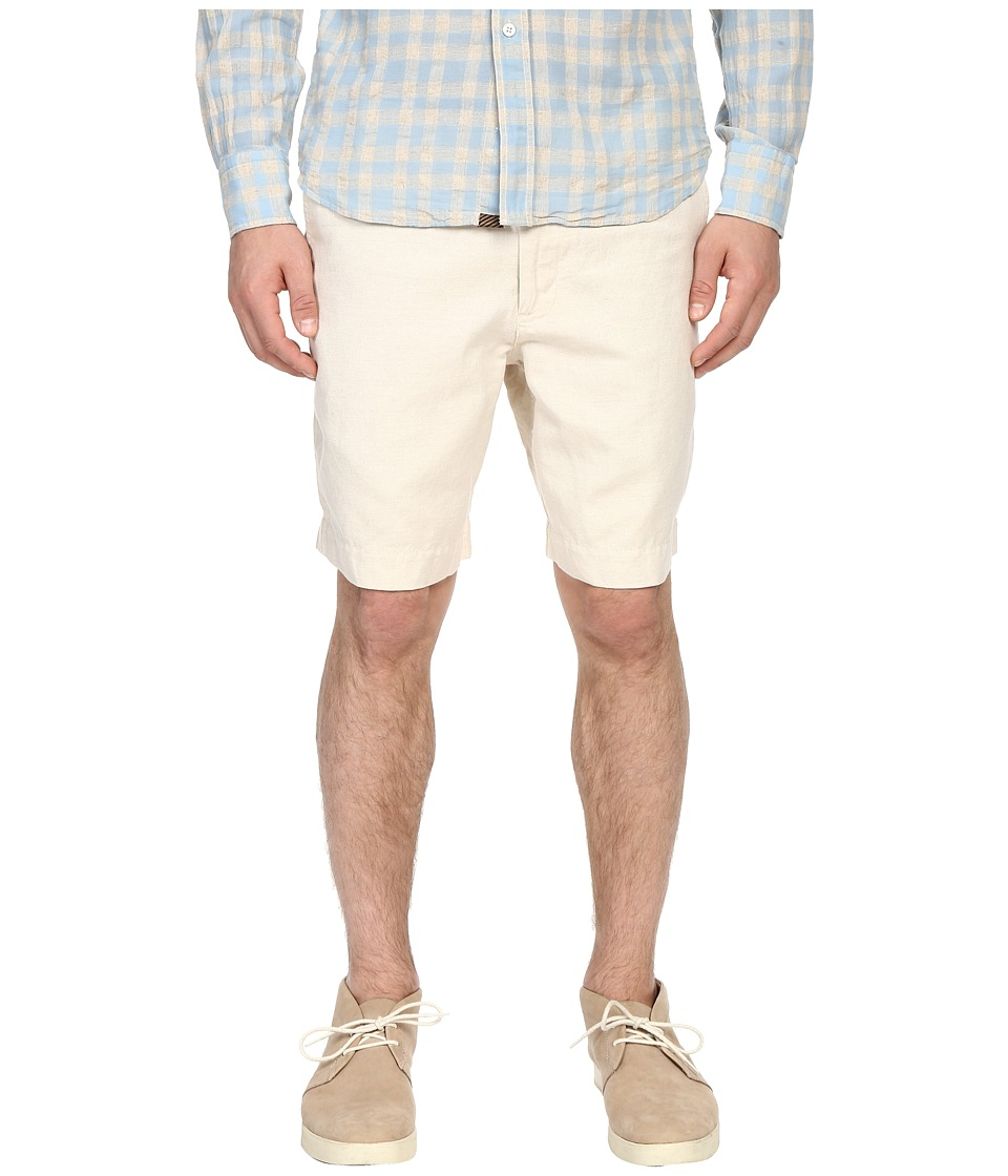 Billy Reid - Wynn Shorts (Sand) Men's Shorts