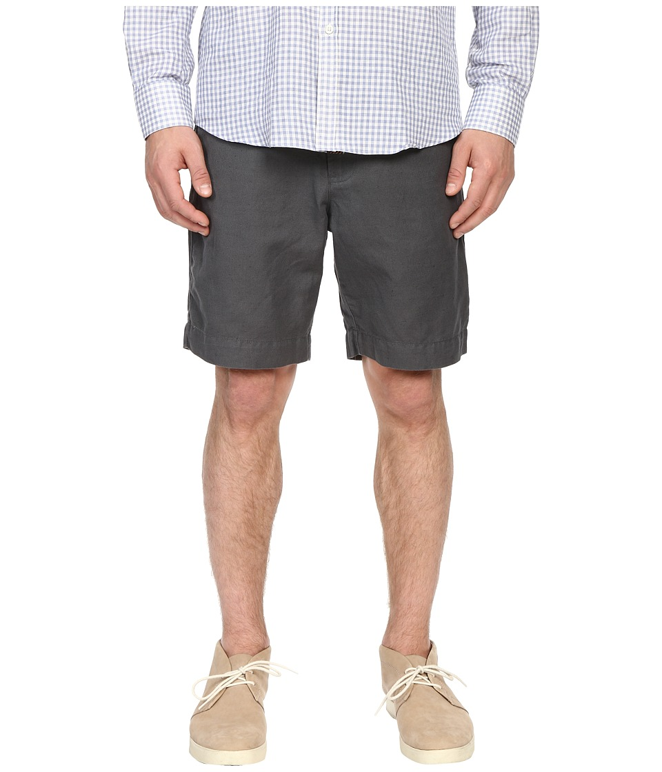 Billy Reid - Wynn Shorts (Shadow Grey) Men's Shorts