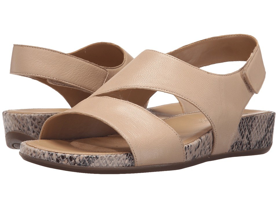 Naturalizer - Yessica (Tender Taupe Leather) Women's Sandals