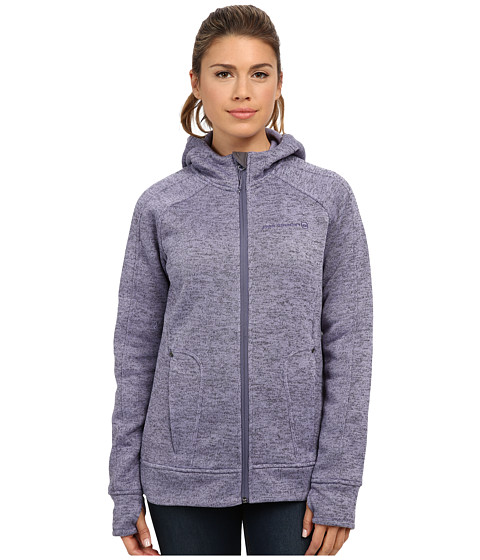 Free Country - Sweater Fleece (Purple Stone) Women's Sweater