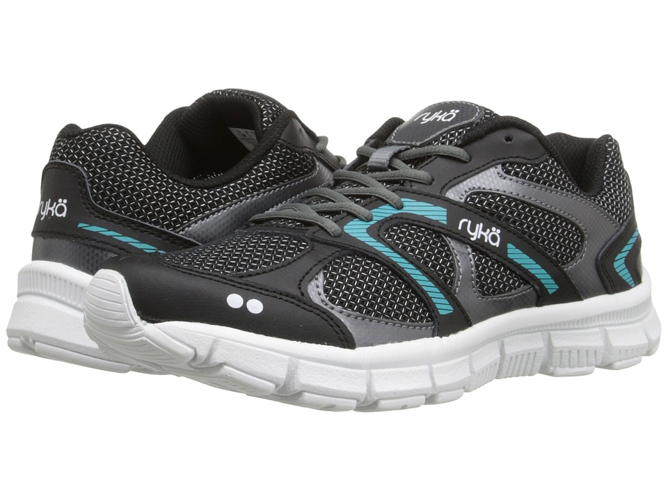 Ryka - Harmony SMT (Black/Grey) Women's Shoes