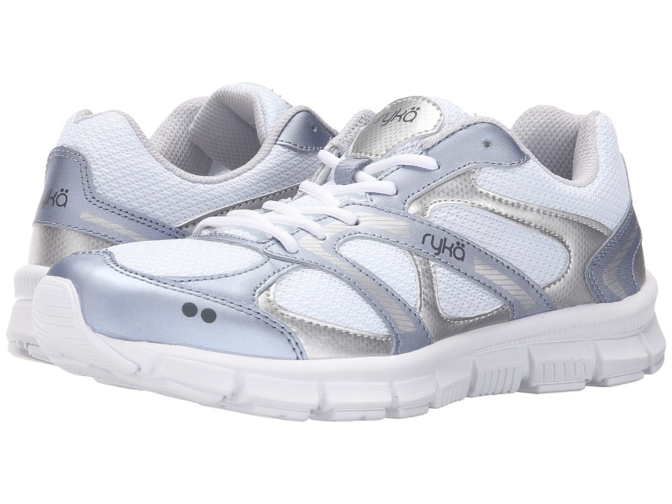 Ryka - Harmony SMT (White/Blue) Women's Shoes