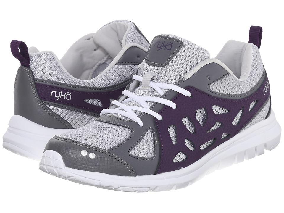 Ryka - Stanza SMR (Silver/Grey/Purple) Women