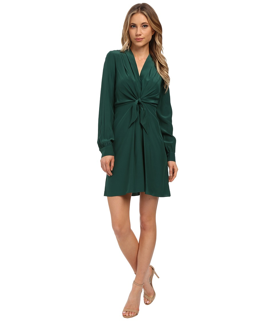 Amanda Uprichard - Gabriella Dress (Pine) Women's Dress