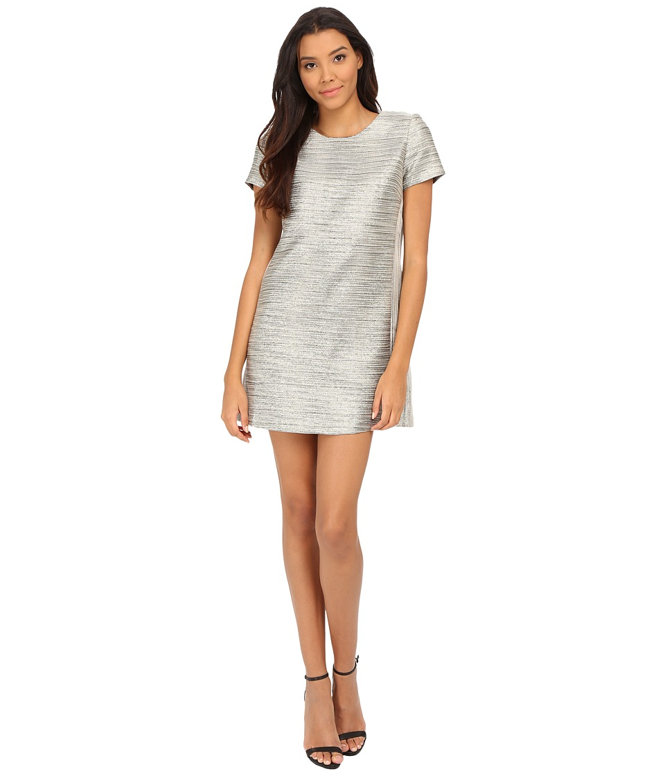 Image of Amanda Uprichard - Aurora Mini Dress (Multi) Women's Dress