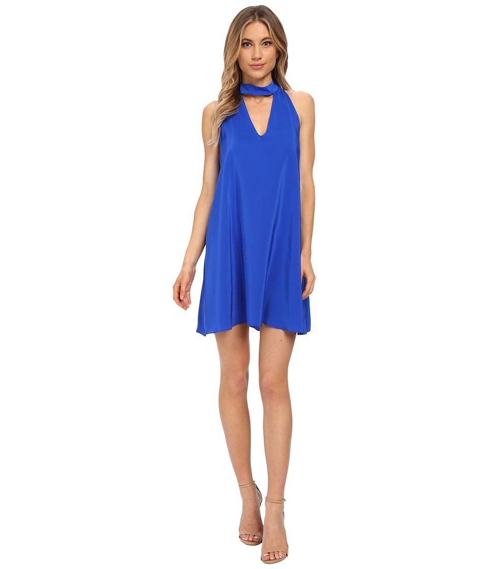 Amanda Uprichard - Cassia Dress (Royal) Women's Dress