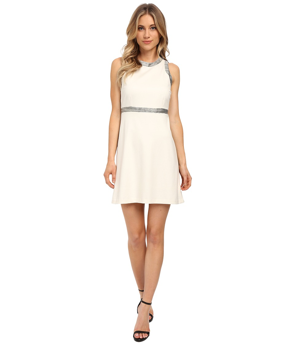 Amanda Uprichard Jade Dress (Ivory) Women