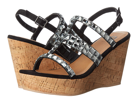 Yellow Box - Hera (Black) Women's Sandals