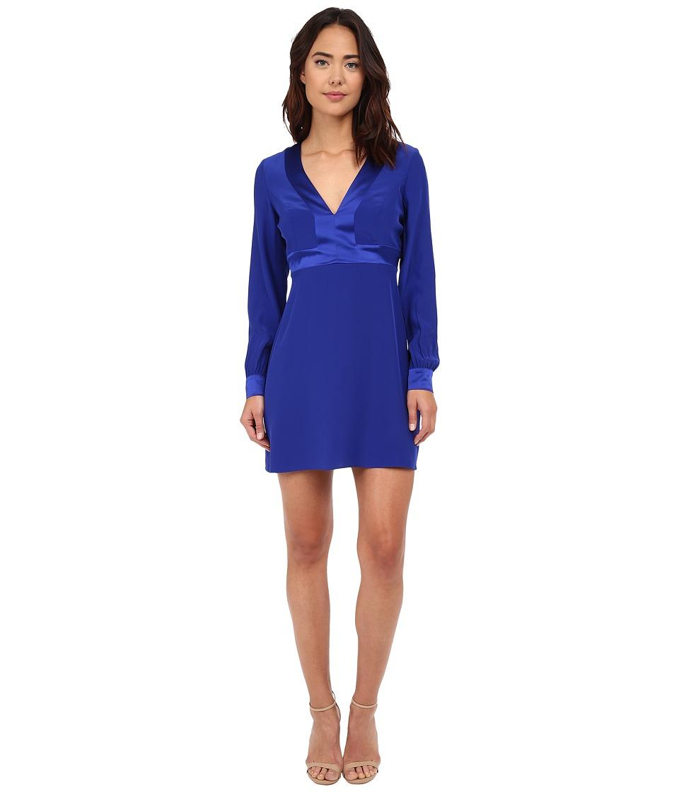 Image of Amanda Uprichard - Blair Dress (Ultramarine) Women's Dress