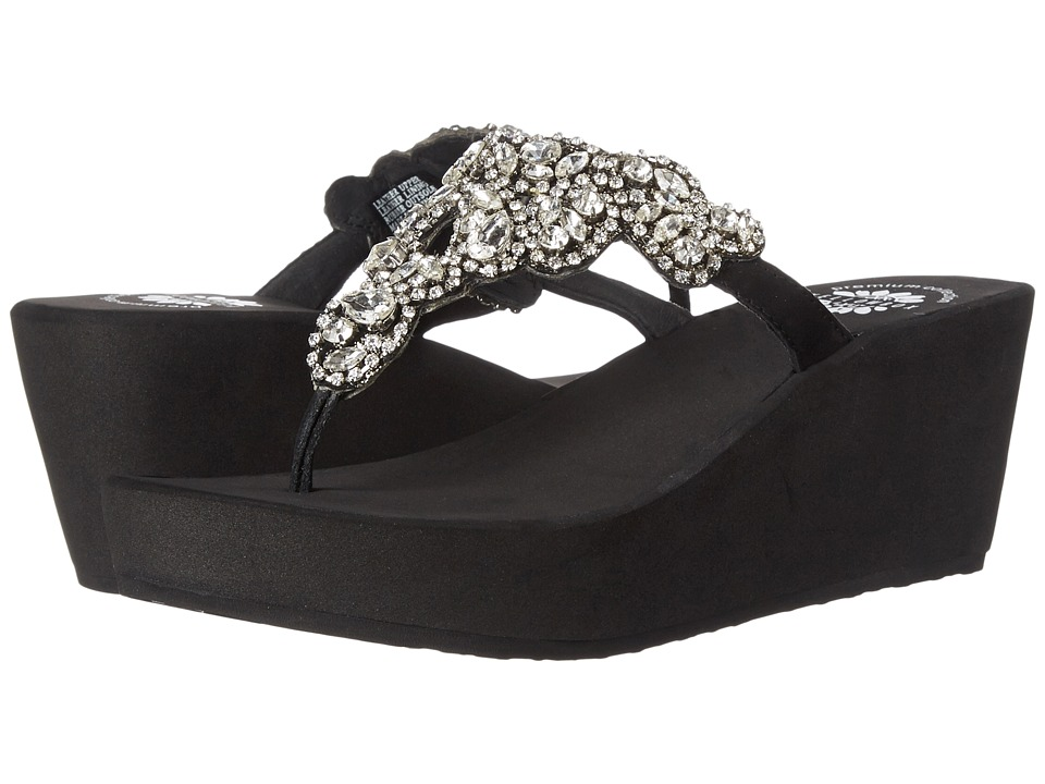 Yellow Box - P-Katelyn (Clear) Women's Sandals