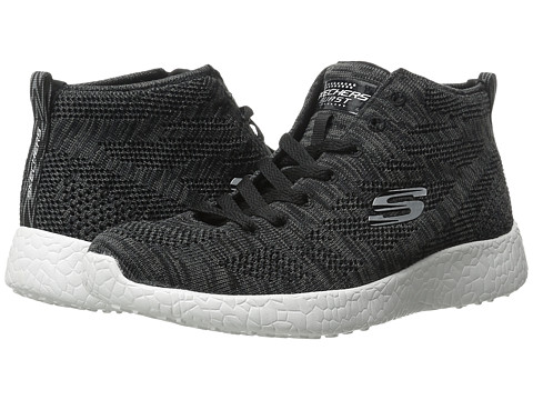 SKECHERS - Burst - Grassy (Black 1) Women