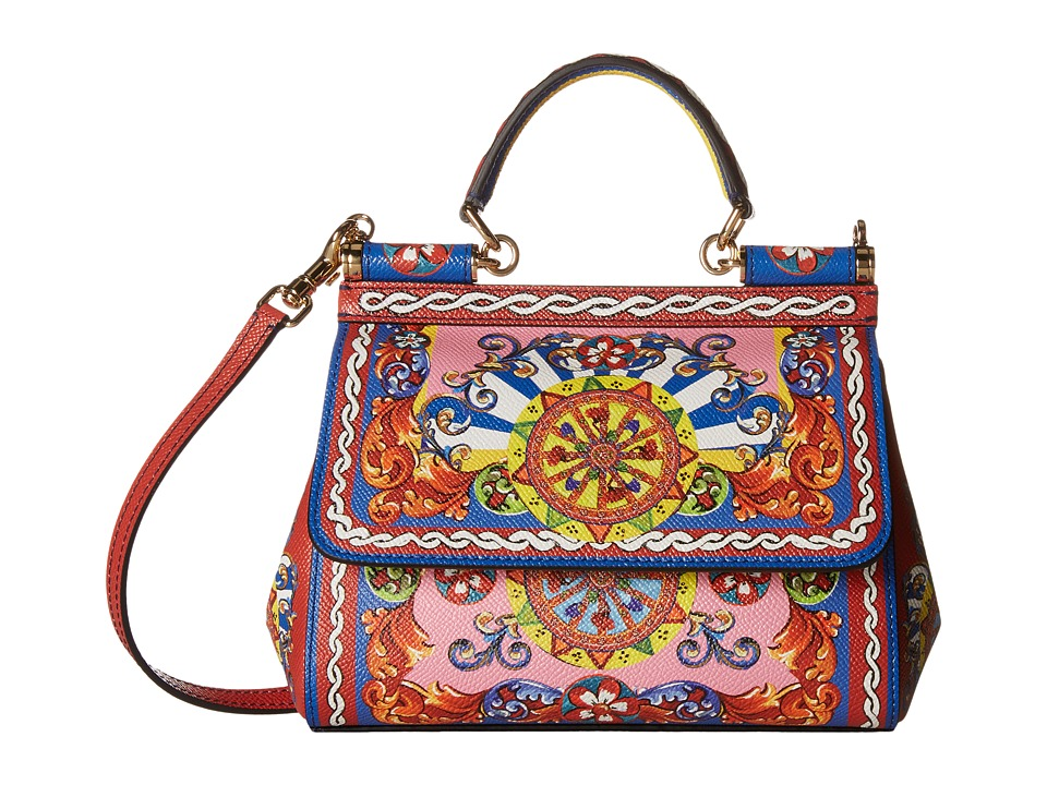Dolce & Gabbana - Mini Bags St. Dauphine (Multi) Handbags
