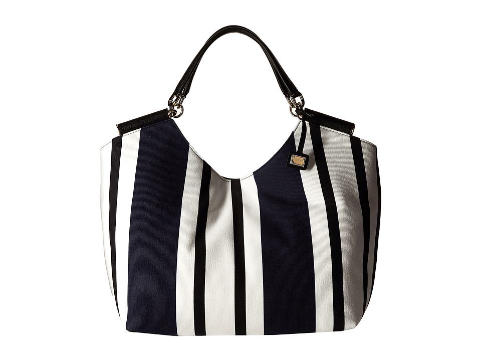 Dolce & Gabbana - Borsa A Mano Canvas (Riga 3) Handbags